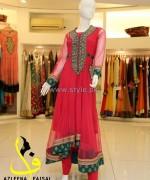 Azleena Faisal Semi-Formal Dresses 2014 For Girls 3