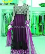 Azleena Faisal Semi-Formal Dresses 2014 For Girls 4