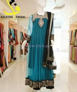 Azleena Faisal Semi-Formal Dresses 2014 For Girls 5