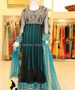 Azleena Faisal Semi-Formal Dresses 2014 For Girls 6