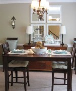 Best Ideas For Small Dining Room Decoration 001