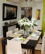 Best Ideas For Small Dining Room Decoration 0012