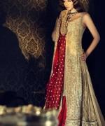 Bridal Anarkali Frocks For Wedding 005