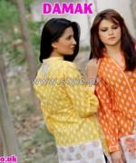 Damak Summer Dresses 2014 For Girls 2