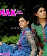 Damak Summer Dresses 2014 For Girls 7