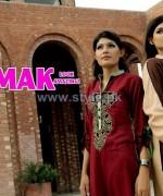 Damak Summer Dresses 2014 For Women 10