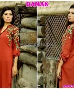 Damak Summer Dresses 2014 For Women 11