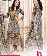 Dawood Classic Lawn Dresses 2014 For Mid Summer 9