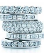 Designs Of Bridal Diamond Bangles 2014 For Women 007