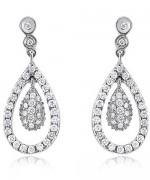 Designs Of Diamond Earrings 2014 For Women 0011