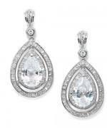 Designs Of Diamond Earrings 2014 For Women 0012
