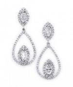 Designs Of Diamond Earrings 2014 For Women 0013
