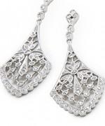 Designs Of Diamond Earrings 2014 For Women 0014