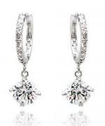 Designs Of Diamond Earrings 2014 For Women 0015