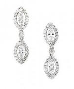 Designs Of Diamond Earrings 2014 For Women 005