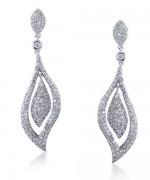 Designs Of Diamond Earrings 2014 For Women 009