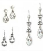 Designs Of Diamond Earrings 2014 For Women