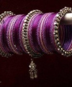 Designs Of Glass Bangles 2014 For Women 0012