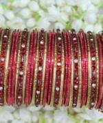 Designs Of Glass Bangles 2014 For Women 002