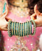 Designs Of Glass Bangles 2014 For Women 006