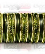 Designs Of Glass Bangles 2014 For Women