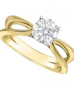 Designs Of Gold Engagement Rings 2014 For Women 0010