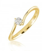 Designs Of Gold Engagement Rings 2014 For Women  004