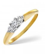 Designs Of Gold Engagement Rings 2014 For Women 008