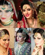 Designs Of Jhoomar And Matha Patti For Women 002