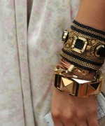 Designs Of Party Arm Bracelets 2014 For Girls 005