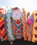 Designs Of Party Arm Bracelets 2014 For Girls 007