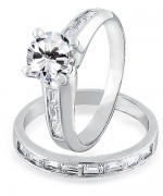 Designs Of Silver Wedding Rings With Diamonds 001