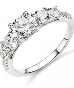 Designs Of Silver Wedding Rings With Diamonds 0014