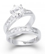 Designs Of Silver Wedding Rings With Diamonds 0016