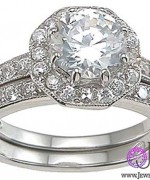 Designs Of Silver Wedding Rings With Diamonds 004