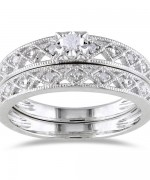 Designs Of Silver Wedding Rings With Diamonds 005