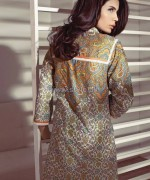 Ethnic by Outfitters Mid Summer Dresses 2014 For Girls 3