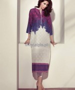 Ethnic by Outfitters Mid Summer Dresses 2014 For Girls 7