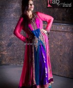 Fab by Amirah Embroidered Dresses 2014 For Wedding 5