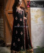 Fab by Amirah Embroidered Dresses 2014 For Wedding 7