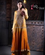 Fab by Amirah Embroidered Dresses 2014 For Wedding 9