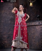 Fab by Amirah Embroidered Dresses 2014 For Women 2