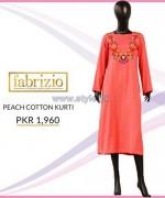 Fabrizio Summer Dresses 2014 For Girls 1