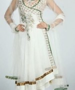 Fashion Of Angrakha Frocks 2014 For Women 007