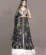 Fashion Of Bridal Dresses 2014 In Black Color 002
