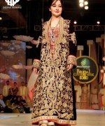 Fashion Of Bridal Dresses 2014 In Black Color 005