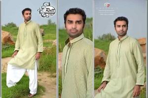 Fashion Of Casual Kurtas 2014 For Men 004