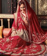 Fashion Of Indian Wedding Dresses 2014 For Women 006