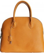 Fashion Of Leather Handbags 2014 For Women