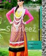 Fashion Of Multi Color Party Dresses 2014 For Pakistani Women 0014